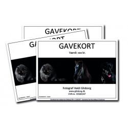 Gavekort til Glisborg.dk