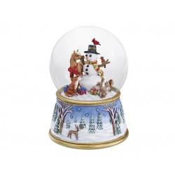 Breyer A Gathering of Friends - Musical Snow Globe