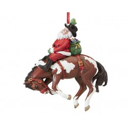 "Breyer ""Santa's Wild Ride Ornament"""