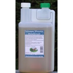 Solanum Microlat Disinfectant - desinfektionsvæske