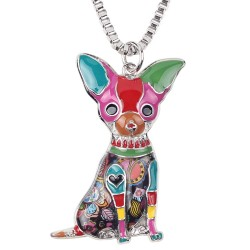 Halskæde - Chihuahua