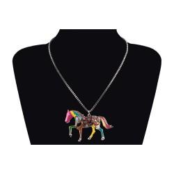 Halskæde - Hest