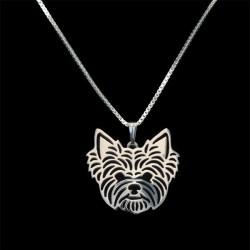 Halskæde - Yorkshire Terrier