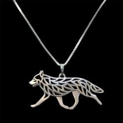 Halskæde - Airedale Terrier