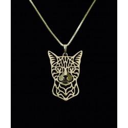 Halskæde - Bengal kat