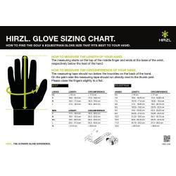 Hirzl handsker - soft dressage