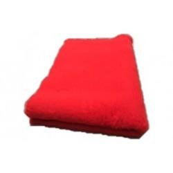 Vetbed rulle med 10 meter - rød