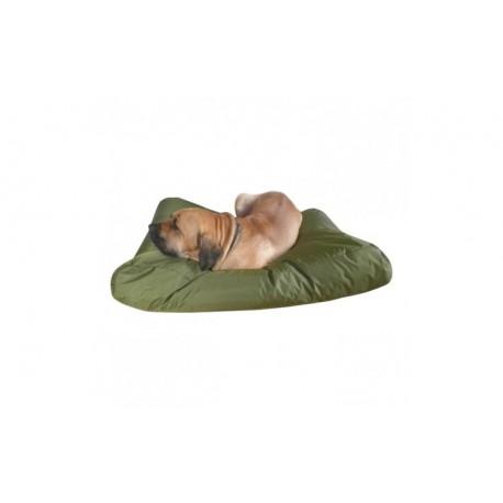 Sækkepude til hunden - oliven grøn