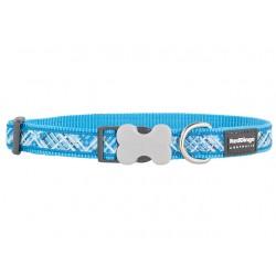 Red Dingo halsbånd - blå