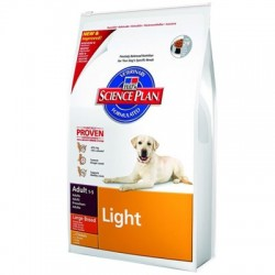 Hills Adult Light large Breed - 12 kg