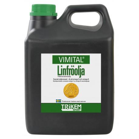 "Hørfrø olie ""Vimital"""