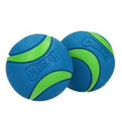 Chuckit Ultra Ball - blå/grøn