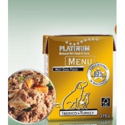 Platinum Menu Iberico og kalkun