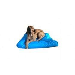 Sækkepude til hunden - blå
