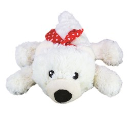 Kong Holiday Cozie Polar bear