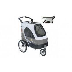 Petstro Skyline stroller XL med trimmebord