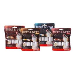 Meat & Treat Pockets godbidspølser - Hest