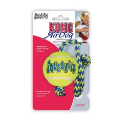 KONG Airdog tennisbold med reb