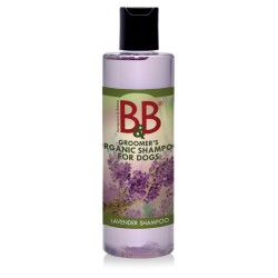 B&B Økologisk Hundeshampoo - Lavendel