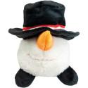 Snemand med hat