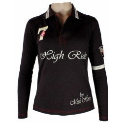 "Polo Shirt ""High Ride"""