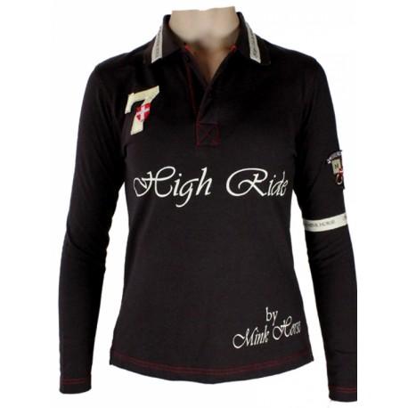 "Polo Shirt ""High Ride"""