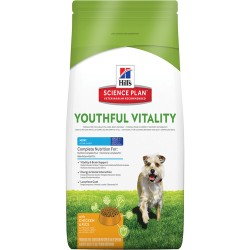 Hills SP Adult 7+ Youthful Vitality mini
